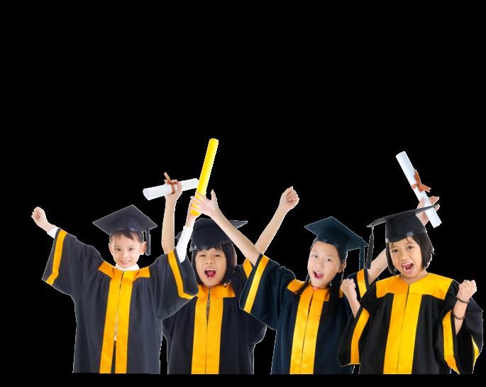 kids graduation day